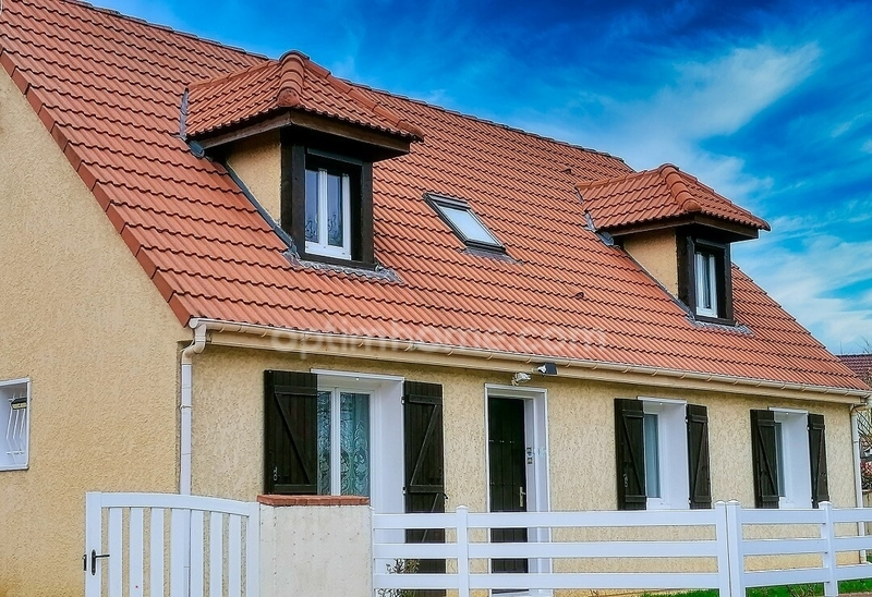 Maison de 135  m2 - Cergy (95800)