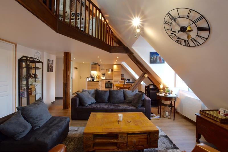 Appartement de 60  m2 - Avallon (89200)
