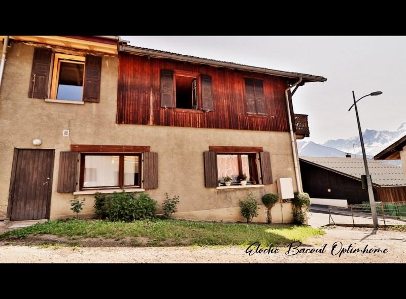 Appartement à rénover de 122  m2 - Passy (74190)