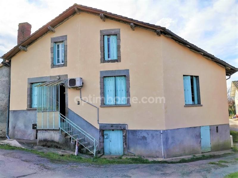 Maison de village de 86  m2 - Saint-Junien (87200)