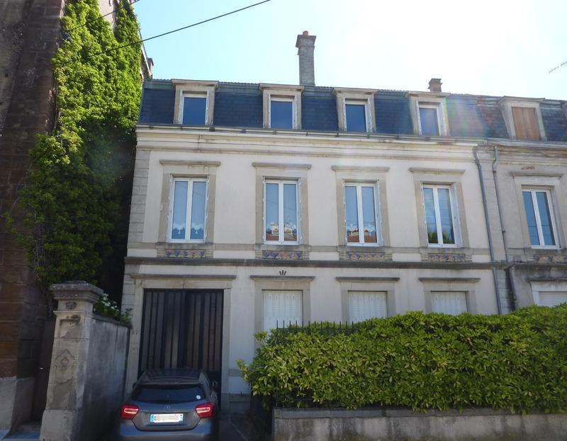 Maison de caractère de 200  m2 - Lunéville (54300)