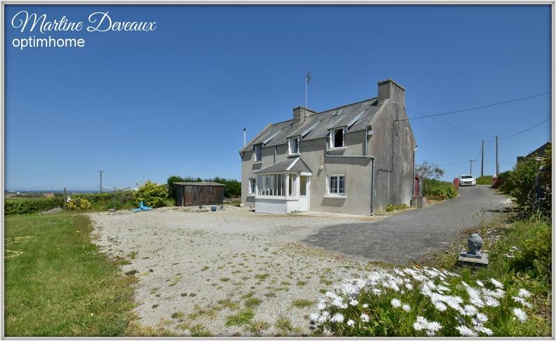 Maison en pierre de 82  m2 - Cléder (29233)