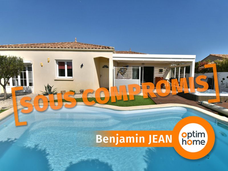 Maison de 120  m2 - Sérignan (34410)