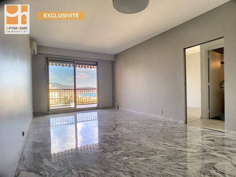 Appartement en résidence de 78  m2 - Nice (06200)