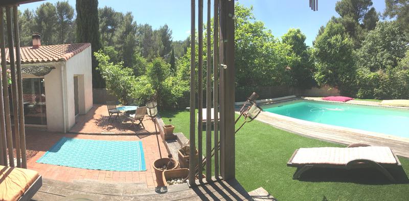 Villa de 230  m2 - Simiane-Collongue (13109)