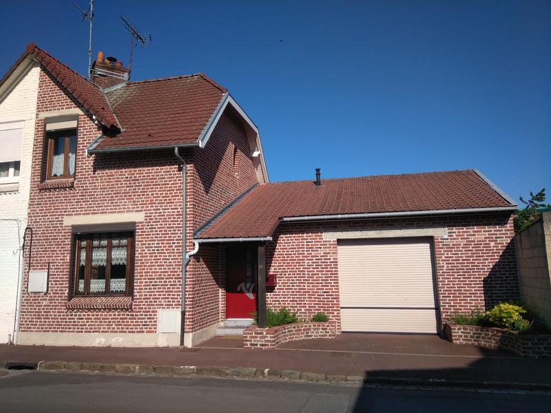Maison de ville de 70  m2 - Douai (59500)