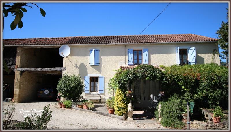 Maison de campagne de 183  m2 - Marciac (32230)