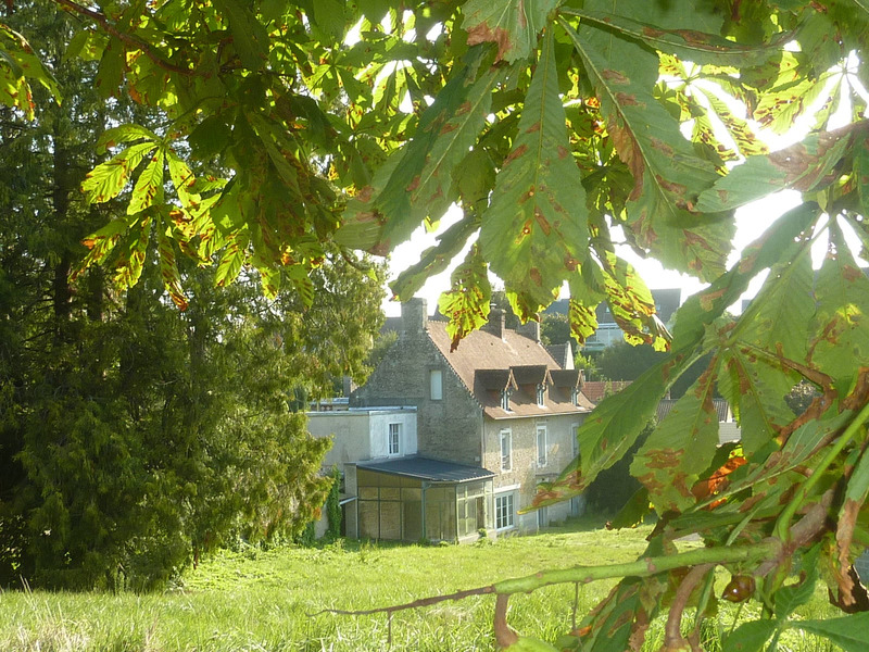 Domaine de 308  m2 - Biéville-Beuville (14112)