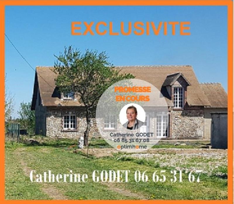 Maison de 81  m2 - Tremblay-les-Villages (28170)
