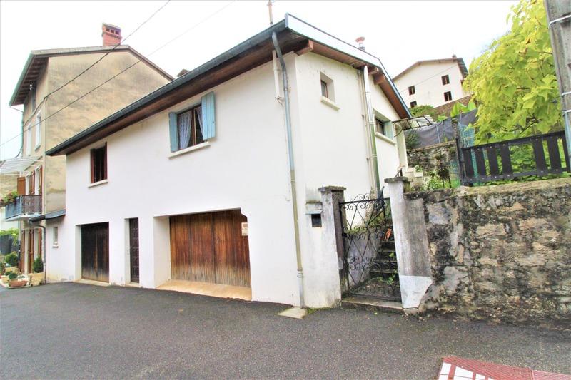 Maison de village de 68  m2 - Tenay (01230)