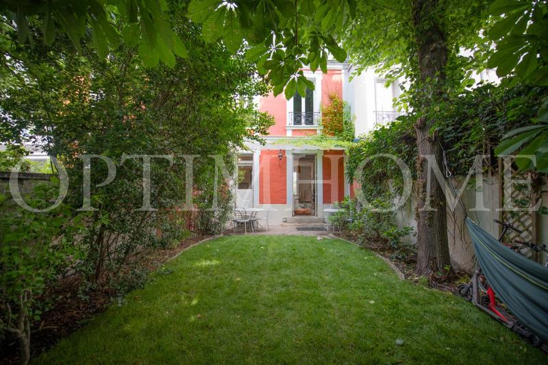 Maison bourgeoise de 160  m2 - Boulogne-Billancourt (92100)