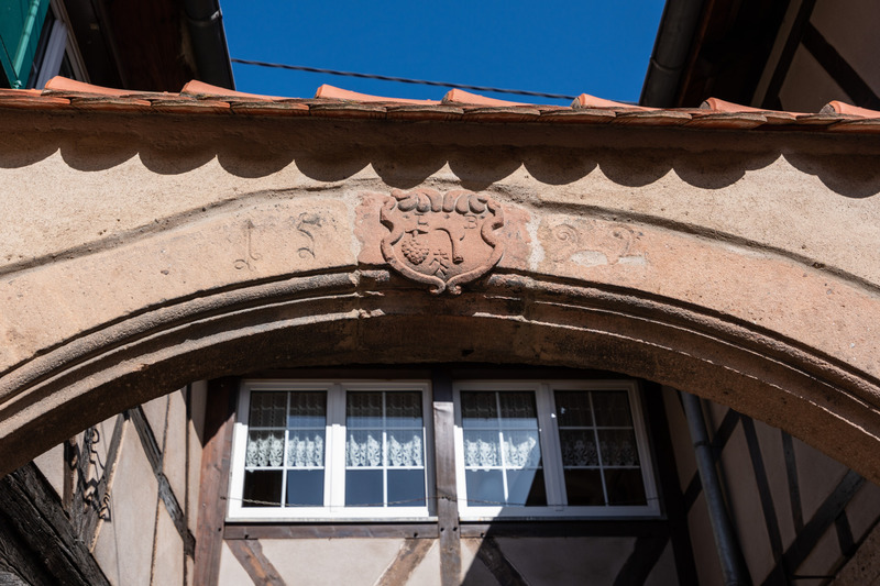 Maison vigneronne de 165  m2 - Obernai (67210)