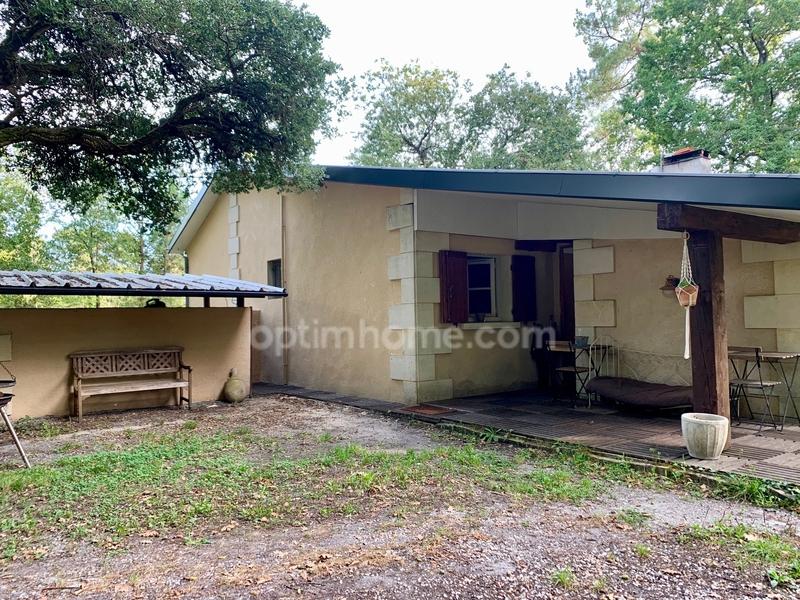 Maison de campagne de 130  m2 - Avensan (33480)