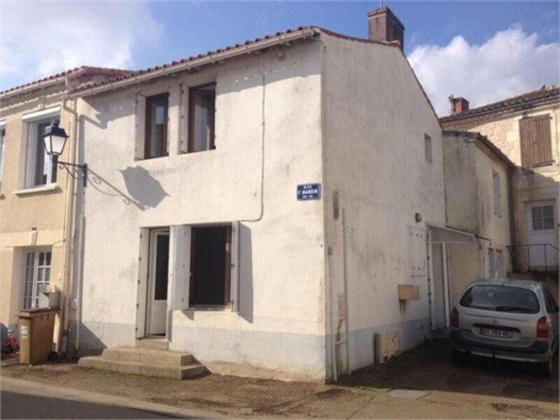 Maison en pierre de 60  m2 - Mareuil-sur-Lay-Dissais (85320)