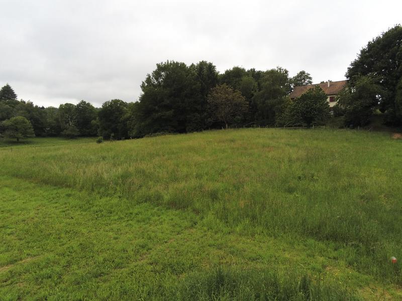 Terrain constructible de   m2 - Cognac-la-Forêt (87310)