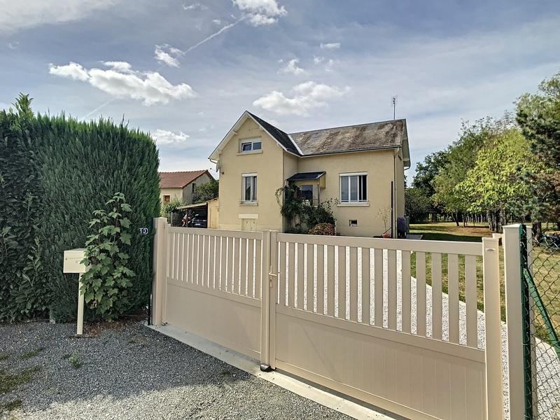 Maison de 108  m2 - Châteauponsac (87290)
