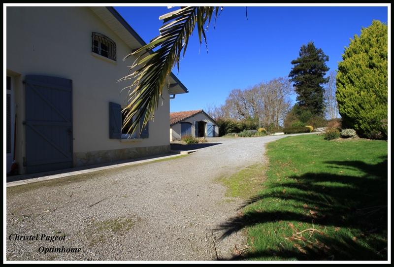 Maison de caractère de 189  m2 - Saint-Vincent-de-Tyrosse (40230)