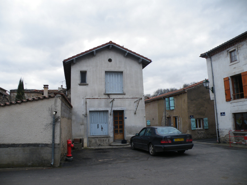 Maison de village de 88  m2 - Issoire (63500)