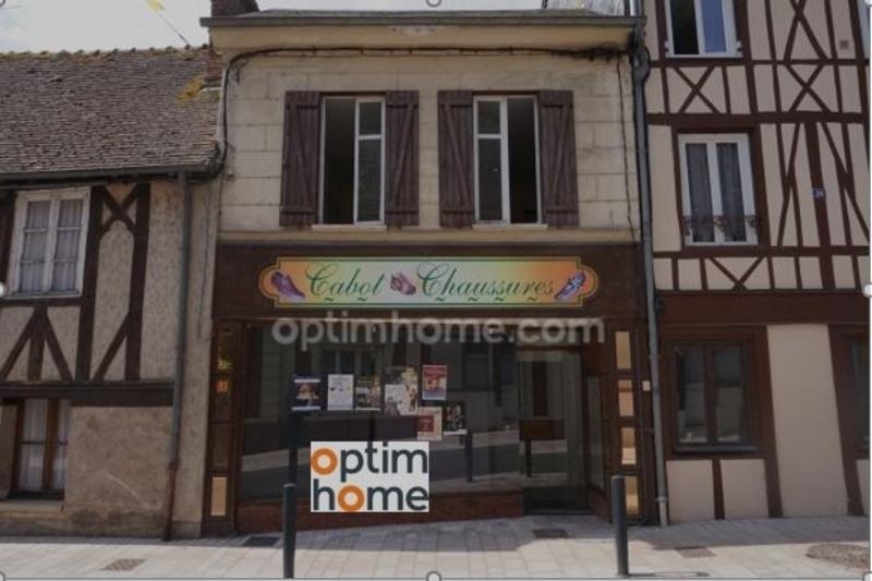 Maison de ville de 153  m2 - Beaumont-le-Roger (27170)