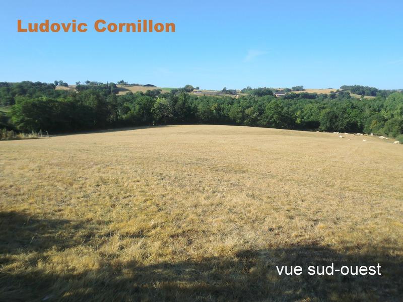 Terrain constructible de   m2 - Saint-Hilaire-Bonneval (87260)