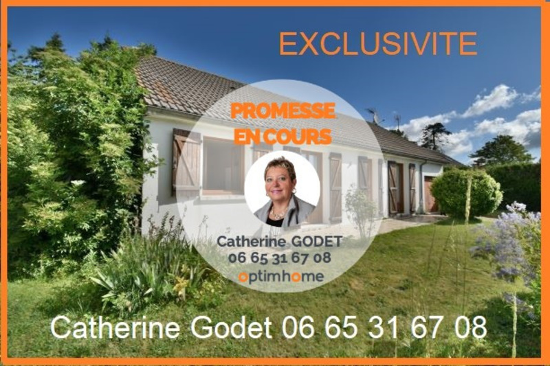 Maison de 90  m2 - Tremblay-les-Villages (28170)