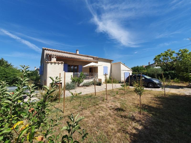Maison individuelle de 107  m2 - Pertuis (84120)