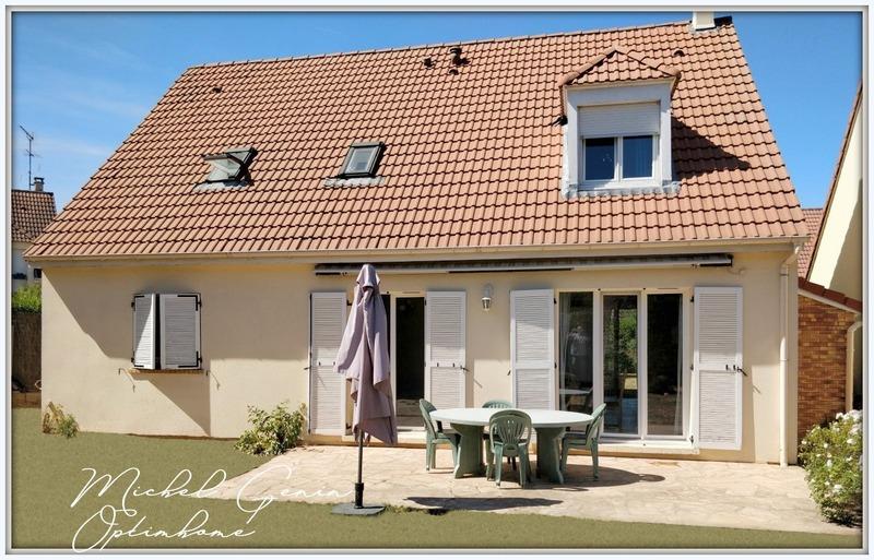 Maison de 127  m2 - Courdimanche (95800)