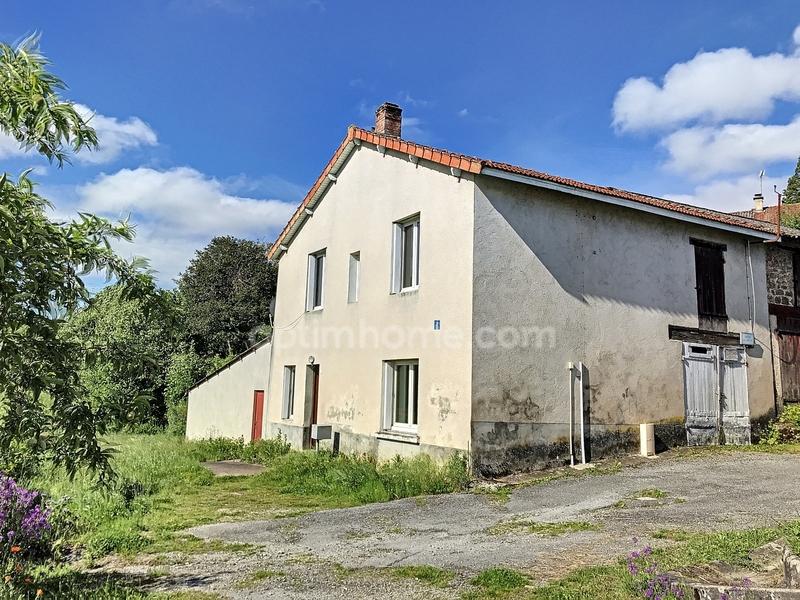 Maison de 54  m2 - Bessines-sur-Gartempe (87250)