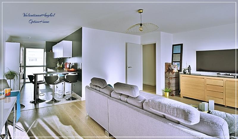 Appartement de 91  m2 - Rennes (35000)