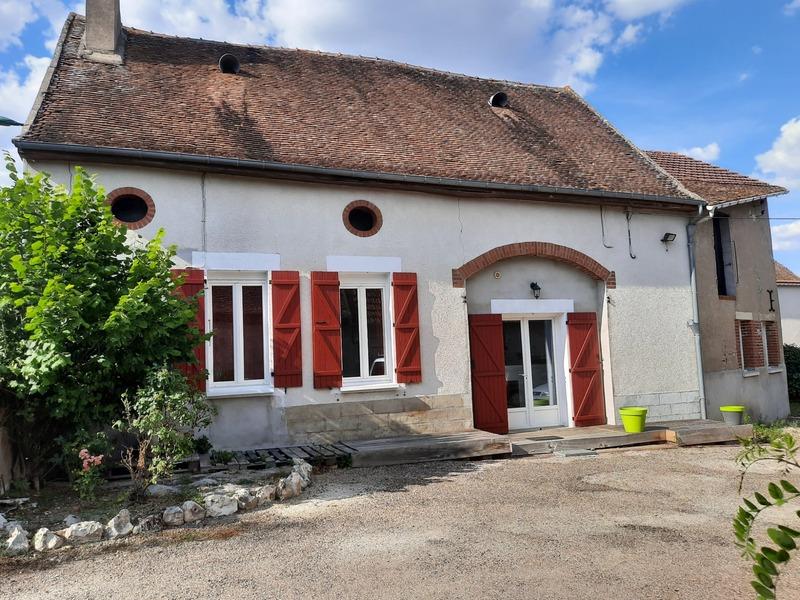 Maison de campagne de 112  m2 - Boulleret (18240)