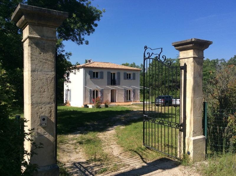 Villa d'architecte de 140  m2 - Saint-Zacharie (83640)