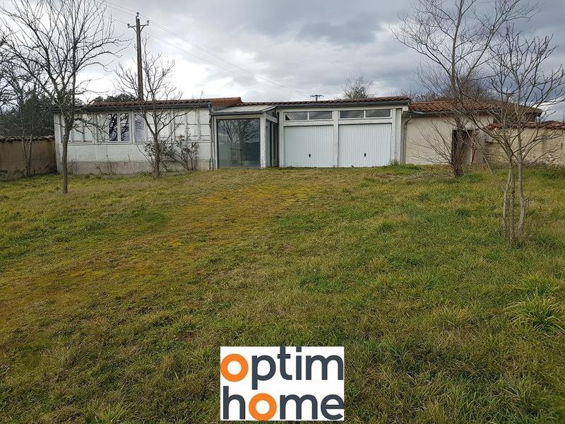 Maison de 45  m2 - Billom (63160)