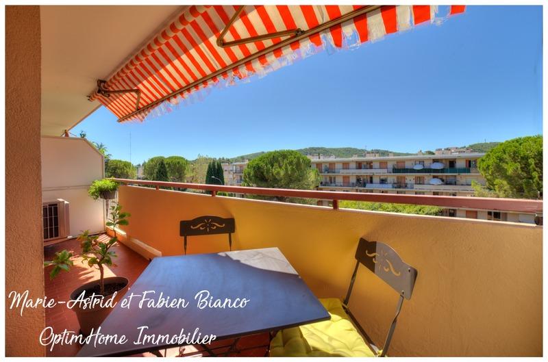 Appartement rénové de 55  m2 - Draguignan (83300)