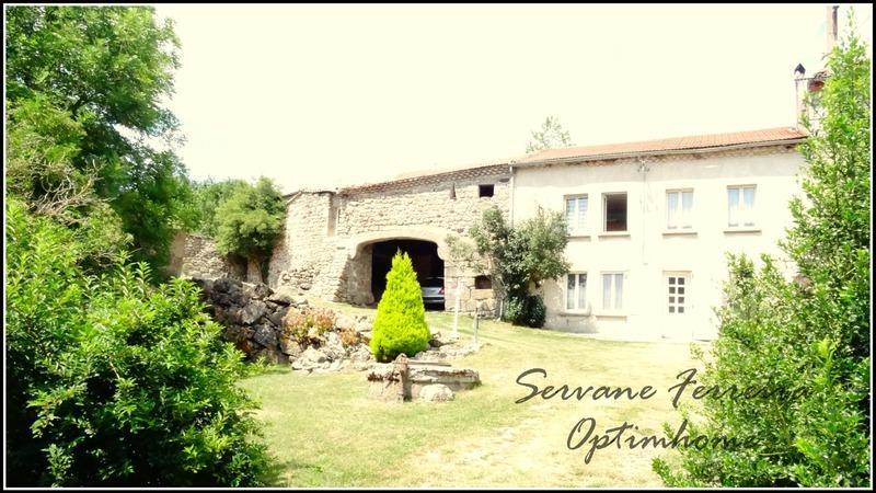 Maison en pierre de 135  m2 - Saugues (43170)