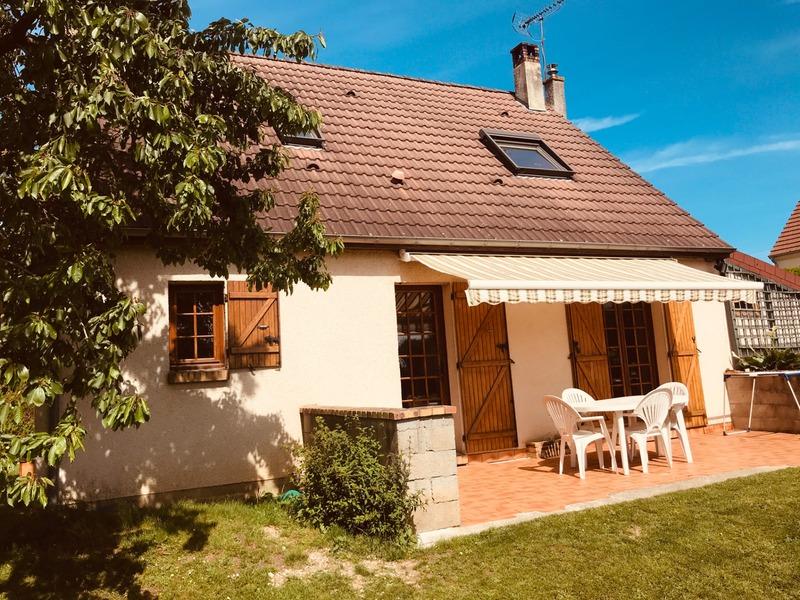 Maison de 116  m2 - Dammartin-en-Serve (78111)