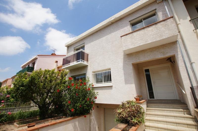 Maison de ville de 162  m2 - Perpignan (66100)