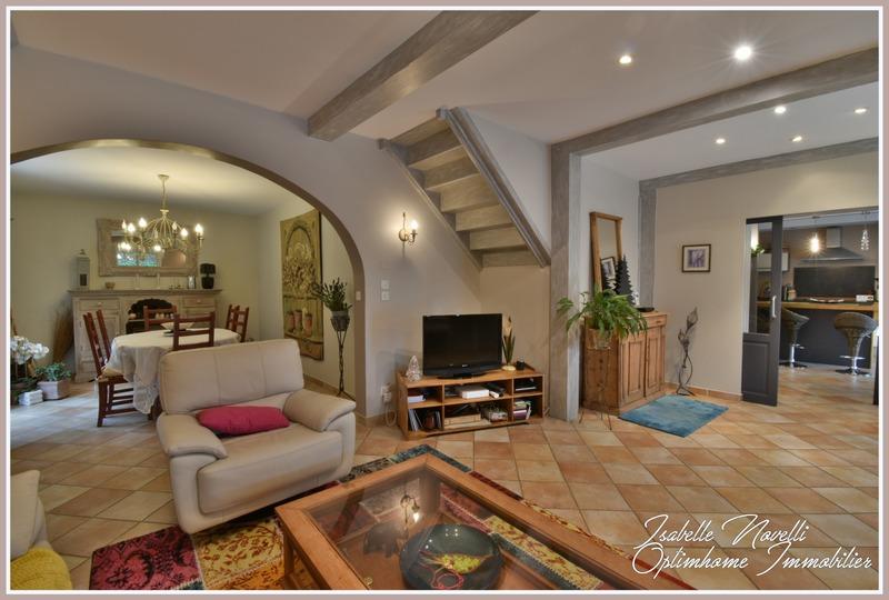 Maison contemporaine de 140  m2 - Saint-Denis-en-Bugey (01500)