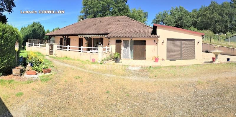 Maison plain-pied de 176  m2 - Saint-Hilaire-Bonneval (87260)