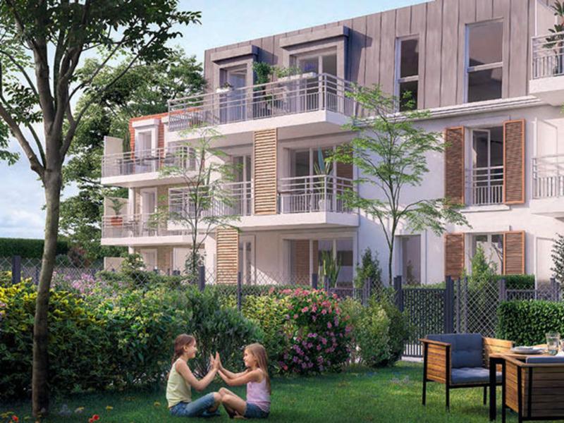Appartement de 41  m2 - Carrières-sous-Poissy (78955)