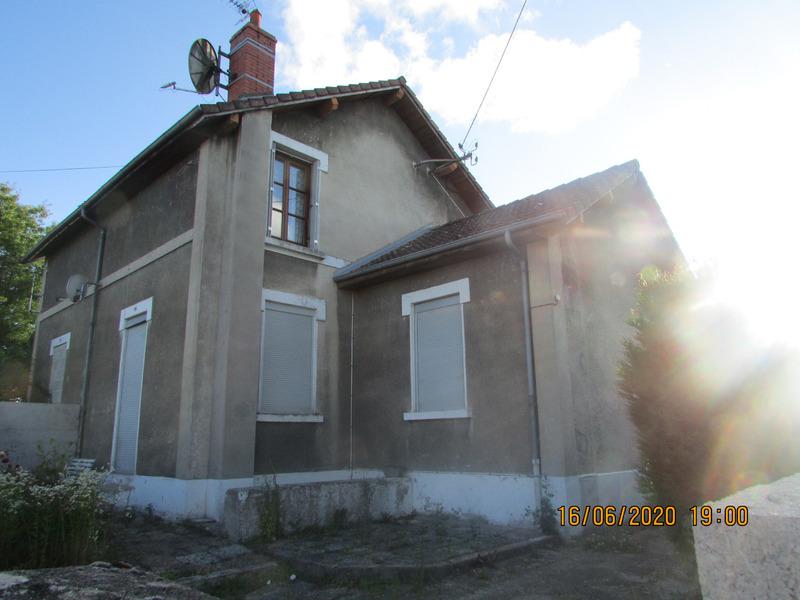 Maison mitoyenne de 85  m2 - Saint-Vallier (71230)