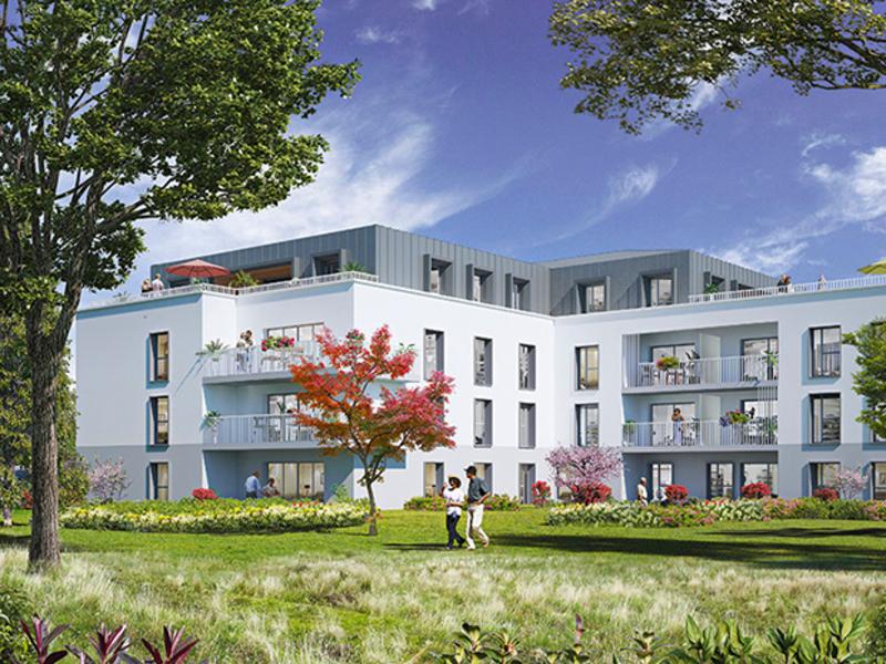 Appartement de 86  m2 - Angers (49100)