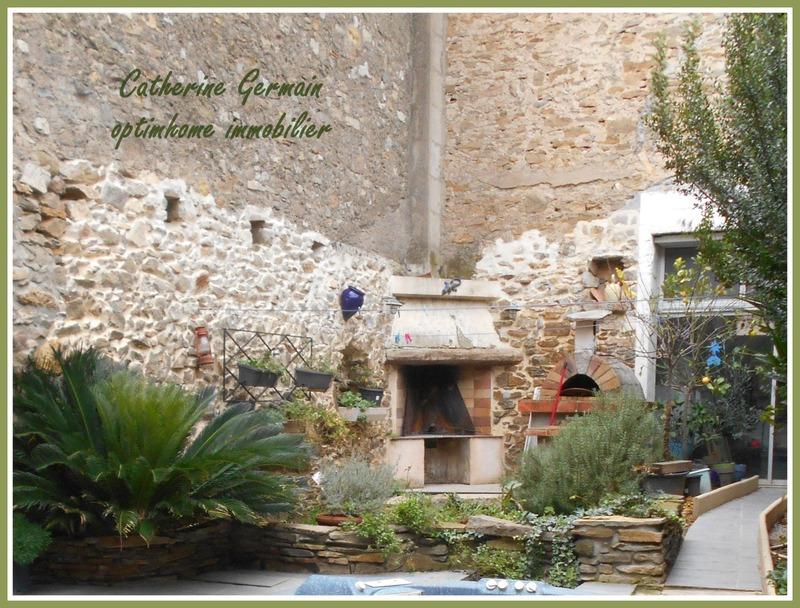 Maison de village de 192  m2 - Tourouzelle (11200)