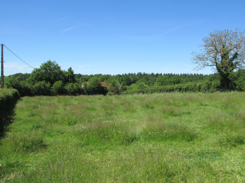 Terrain constructible de   m2 - Saint-Aubin-en-Charollais (71430)