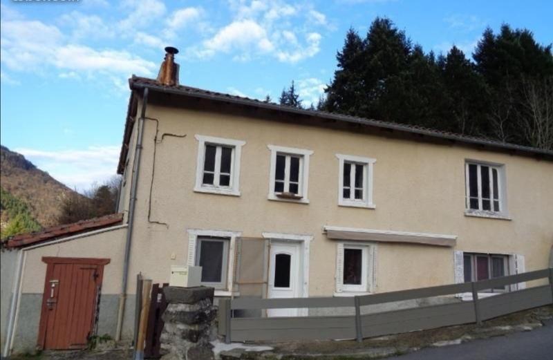 Maison de 60  m2 - Molompize (15500)
