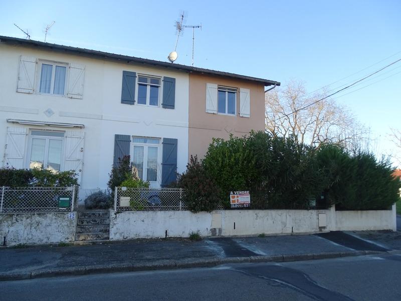 Maison mitoyenne de 85  m2 - Saint-Paul-lès-Dax (40990)