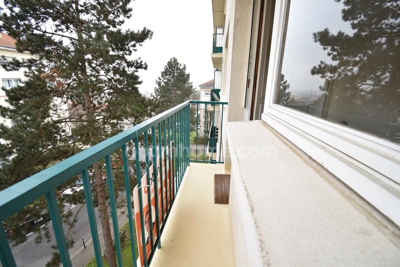 Appartement en résidence de 101  m2 - Saint-Max (54130)