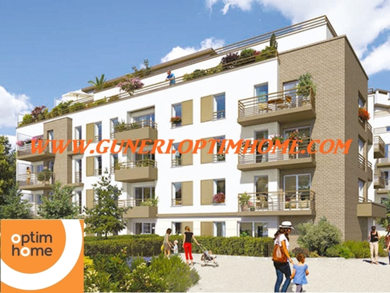 Appartement de 86  m2 - Rosny-sous-Bois (93110)