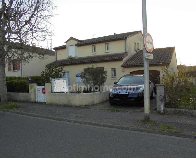 Maison individuelle de 146  m2 - Buxerolles (86180)