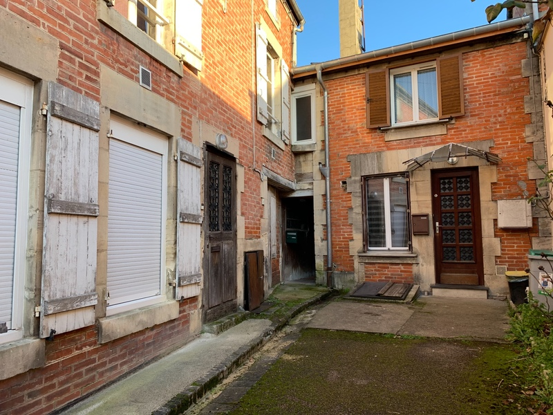 Appartement de 44  m2 - Saint-Dizier (52100)