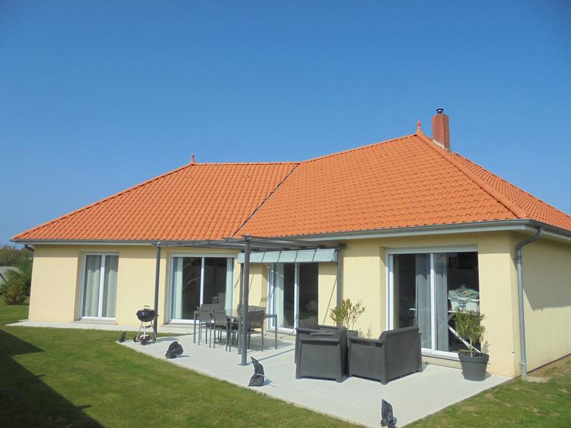 Maison de 120  m2 - Dieppe (76200)